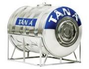 BỒN NƯỚC INOX TÂN Á NGANG TAN5000 ( Φ1420 )