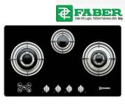 BẾP GAS FABER - 3 GAS (FB-302GST)