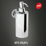 XỊT XÀ BÔNG TREO TƯỜNG INAX KFV-25(AY)