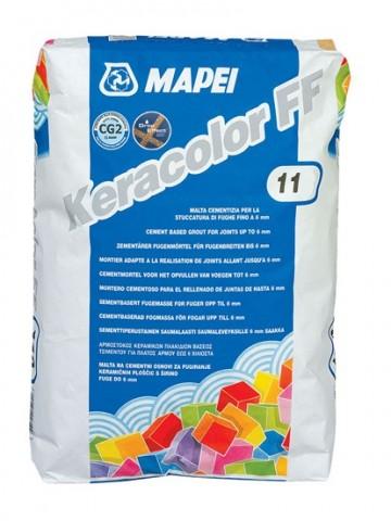 Keracolor FF113 - Vữa chít mạch siêu mịn gốc xi măng 2kg (màu xám)