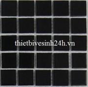 gach-mosaic-thuy-tinh-don-mau-den-25x25x4