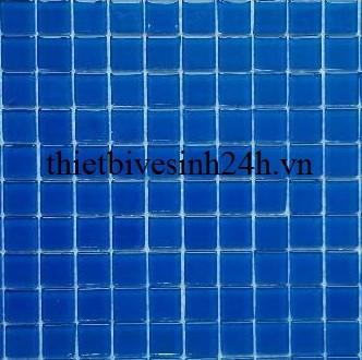 gach-mosaic-thuy-tinh-don-mau-xanh-25x25x4